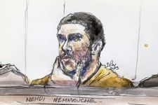 Brussels Jewish museum killer sentenced to life in prison says 'life goes on!'
