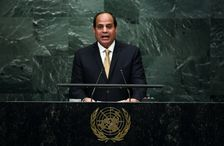 Egypt's President Abdel Fattah Al Sisi has bee in power since 2014