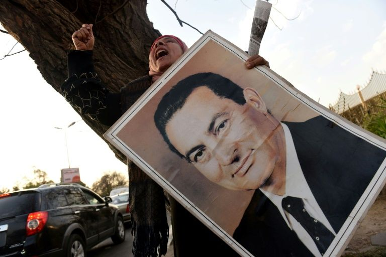 Hosni Mubarak walks free after six years in jail