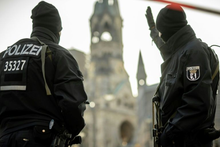 German police arrest 17-year-old Syrian over Berlin attack plot