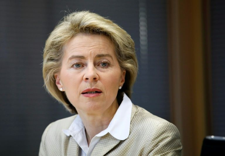 German defense minister rejects Trump claim that Berlin owes funds to NATO