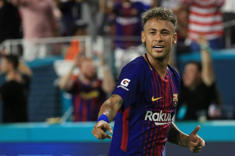 Football: Spain's La Liga rejects payment of Neymar buyout clause