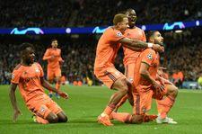 """Ligue des Champions: Lyon exclura """"à vie"""" un supporter après un salut nazi"""