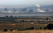 Syria rebels agree to surrender zone bordering Golan: monitor