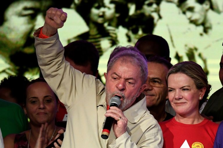 Luiz Inácio Lula da Silva, Former Brazilian President, Convicted of Corruption