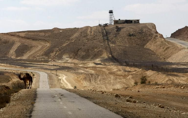Tirs de roquettes vers Israël — Sinaï