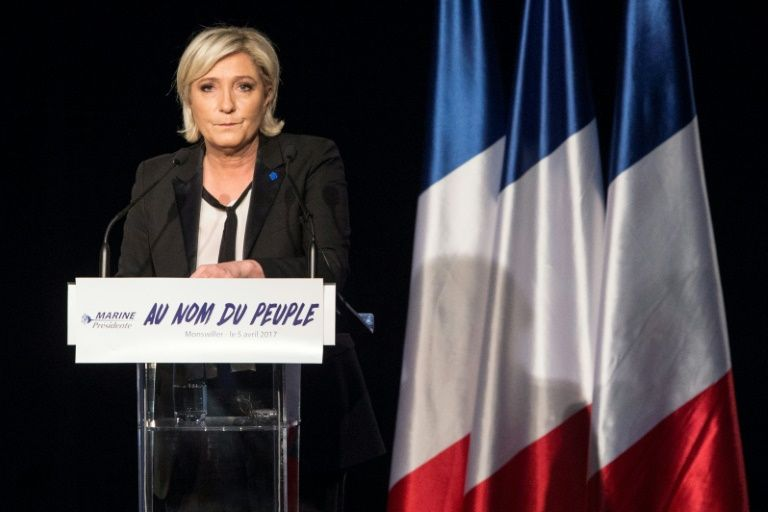 Israel slams Marine Le Pen's Holocaust comments as 'contradicting historical truth'