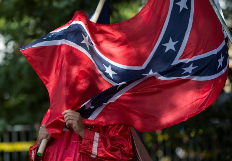 US man arrested for trying to plant bomb on Confederate statue, prosecutors say