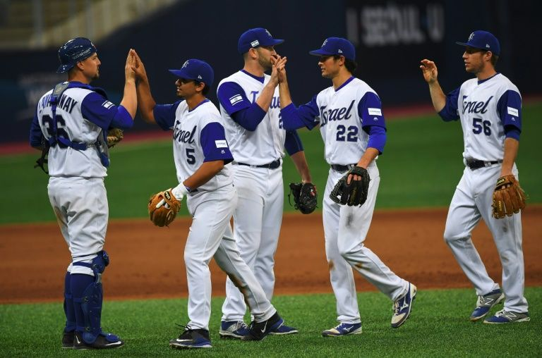 Underdog Israel defies all odds defeating Cuba 4-1 in World Baseball Classic