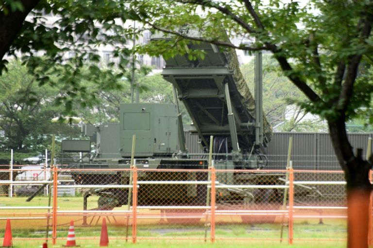 Japan deploys missile defense over N. Korea threat to Guam
