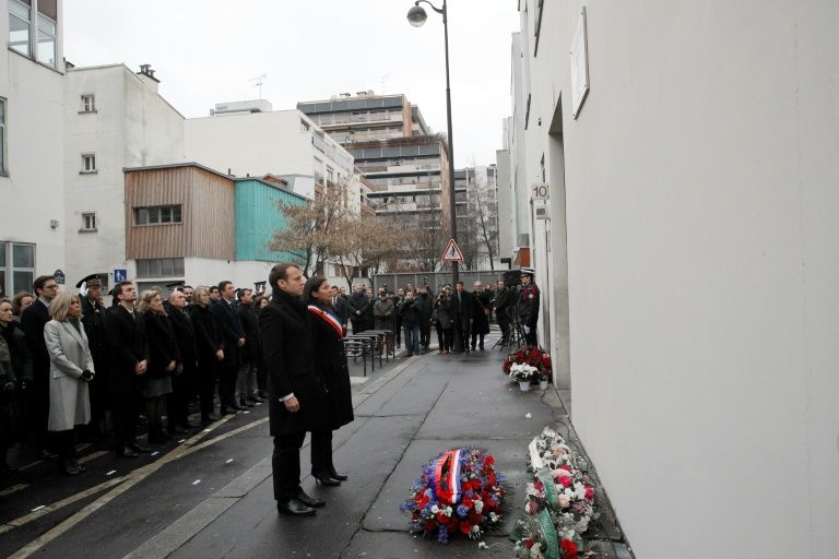 France marks Charlie Hebdo, market attacks 3 years later