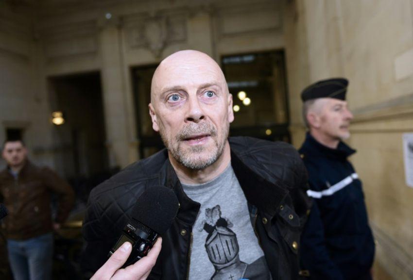 L'essayiste d'extrême droite Alain Soral, le 12 mars 2015 à Paris.