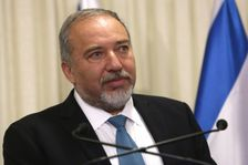 The Palestinian leadership was quick to condemn the apppointment of hardliner Avigdor Lieberman (pictured) as defence minister