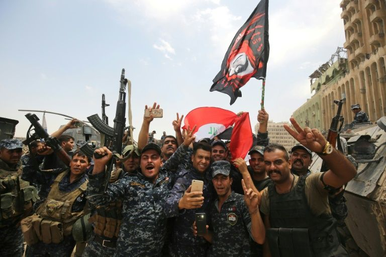 Mosul completely liberated from Daesh terrorist group
