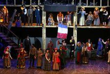 """""""Les Misérables"""" s'invitent sur la scène iranienne"""