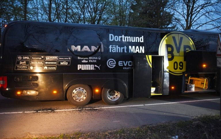 Suspect with 'Islamic background' detained over Dortmund blasts