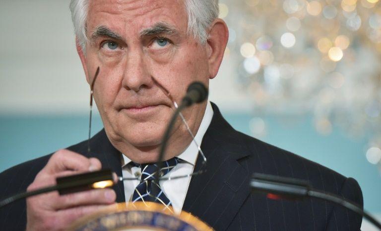 Top US diplomat says 'unchecked Iran' could follow same path as North Korea