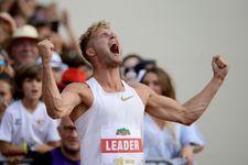 Athlétisme: le Français Kévin Mayer bat le record du monde du décathlon