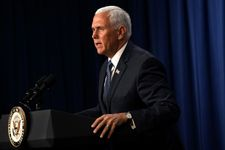 Pence: 'Time has come' for US Space Force, 6th military branch