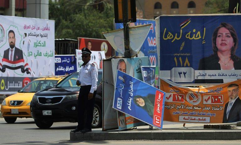 i24NEWS Irak: le lanceur aux de chaussures contre Bush, candidat aux lanceur 2c89d9