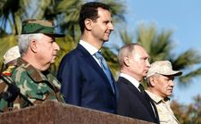 On surprise visit to Syria, Putin orders partial withdrawal of Russian forces