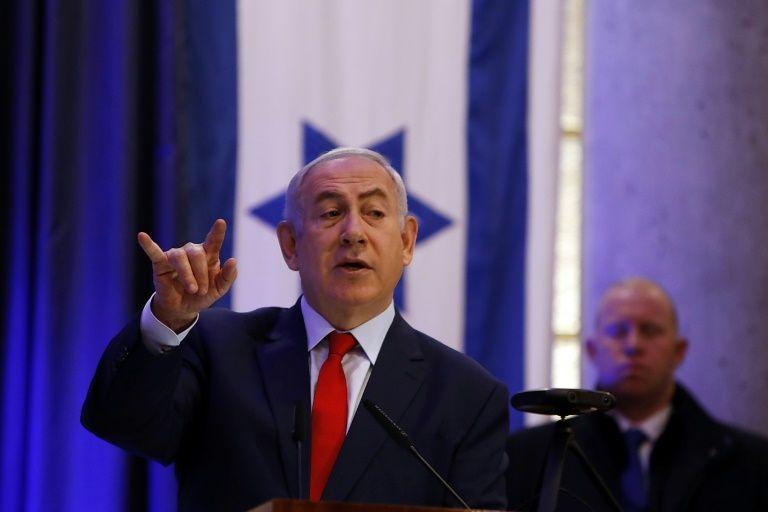 Netanyahu accuse les pays européens d'hypocrisie