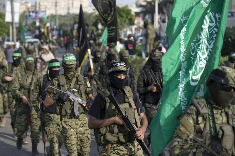 European Union top court rules to keep Hamas on terrorism blacklist