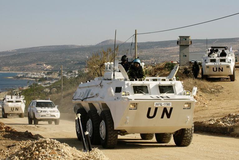 """Pour la FINUL, la situation au sud-Liban est """"stable et sous contrôle"""" - i24news"""