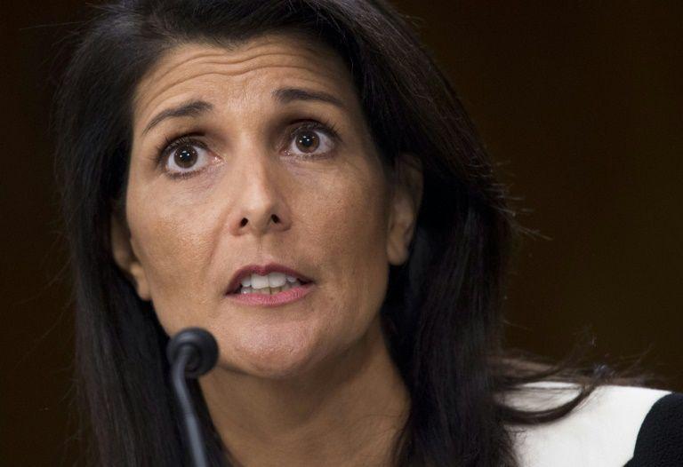 """L'ambassadrice américaine à l'ONU dénonce """"l'obsession anti-israélienne"""""""
