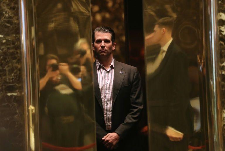 Le fils de Donald Trump a rencontré une avocate russe qui lui promettait des informations compromettantes sur Clinton
