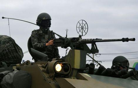 البنتاغون يعلق المناورات العسكرية مع كوريا الجنوبية لثلاثة اشهر