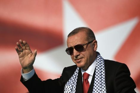 Erdogan has previously drawn controversy for electioneering in Europe, where there are some three million Turks eligible to vote in Turkish elections, including 1.4 million in Germany