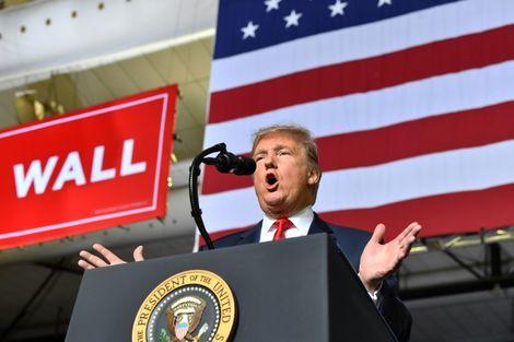 Senate passes funding bill, but Trump still to declare national emergency