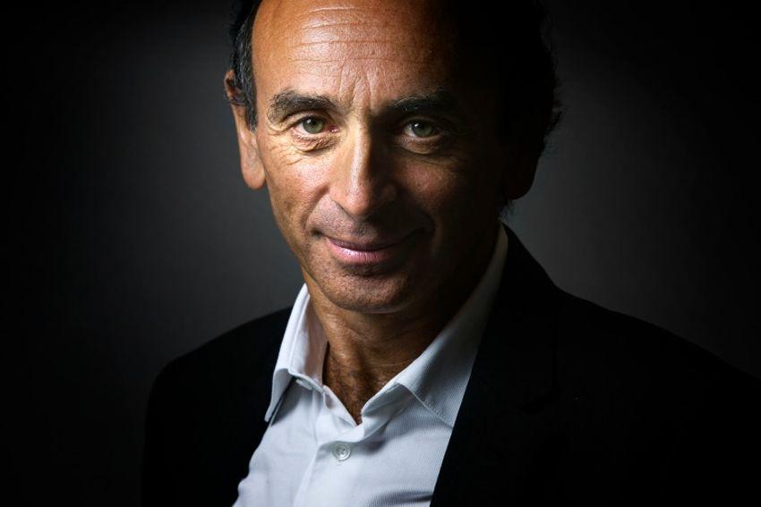 Eric Zemmour à Paris le 12 janvier 2015