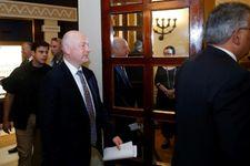 """""""Les Palestiniens méritent tellement mieux que Saeb Erekat"""" (J. Greenblatt)"""