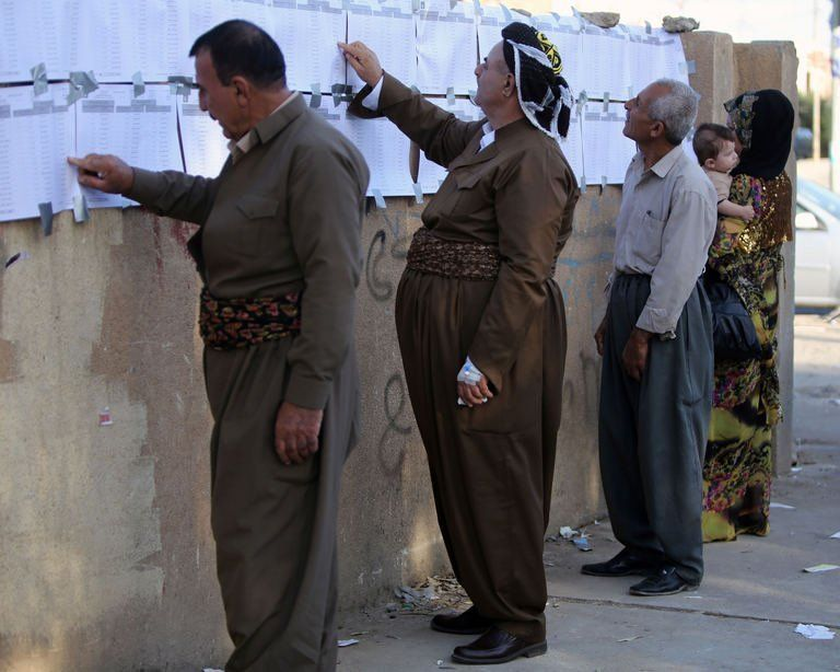 Barzani: Iraqi Kurds to vote on independence in September