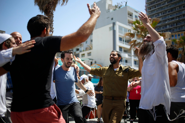 i24NEWS - Israeli population approaches 9 million ahead of ...