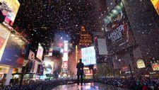 Times Square: la vidéo pour le nouvel an créée par une start-up israélienne