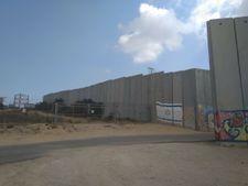 """La """"routine d'urgence"""", le quotidien des Israéliens à la frontière de Gaza"""