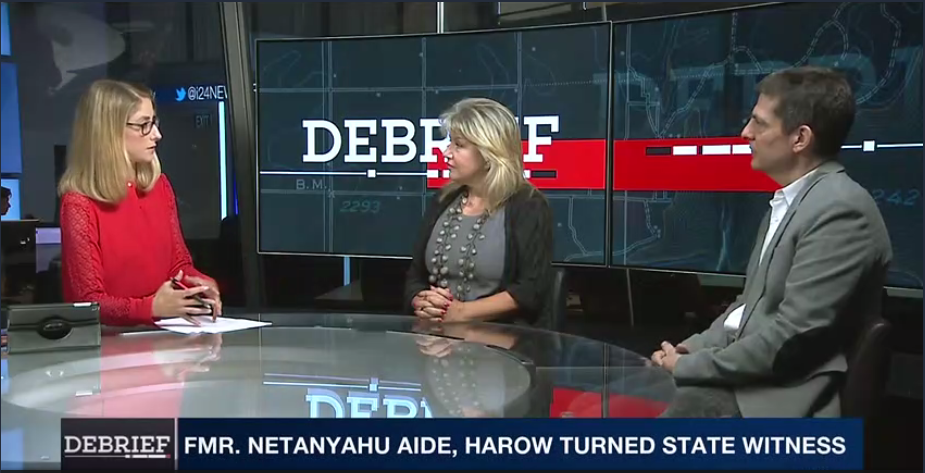 Former Netanyahu aide says Ari Harow could bring down the Israeli PM