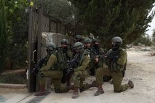 Israeli forces surround West Bank home of fugitive Barkan terrorist