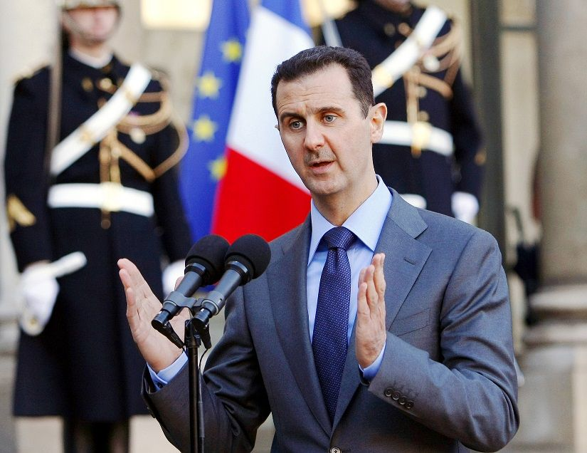 Syria's Assad replaces defence minister in surprise cabinet reshuffle