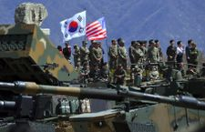 US, South Korea begin largest-ever joint air drill