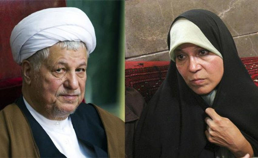 Iran Ex-president's Daughter Sparks Controversy For Meeting Baha'is -  I24news