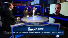 Affaire Portman: Amos Gitaï et Boaz Bismuth, invités sur i24NEWS