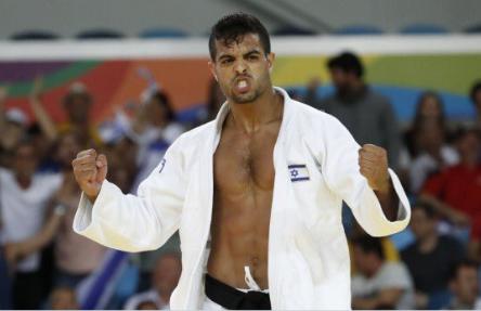 i24NEWS - Israeli athlete Sagi Muki wins gold at European