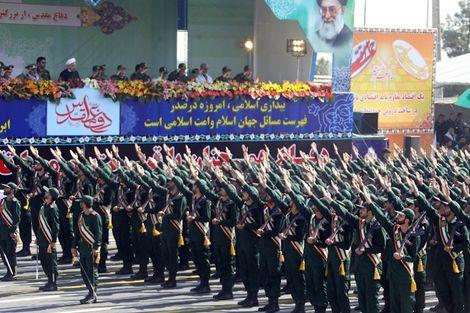 Un général des Gardiens de la Révolution iraniens tué en Syrie