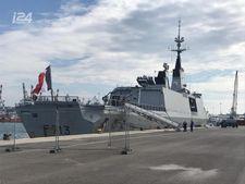 Exclu i24NEWS: une frégate de guerre française stationnée dans un port israélien