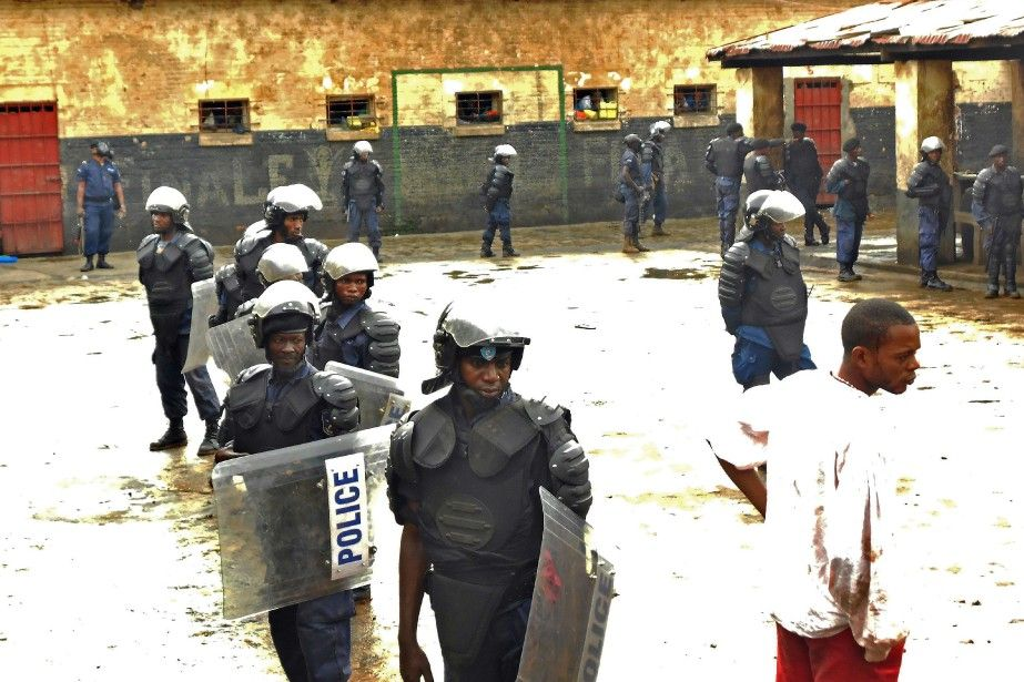 Évasion à la prison de Béni — RD Congo