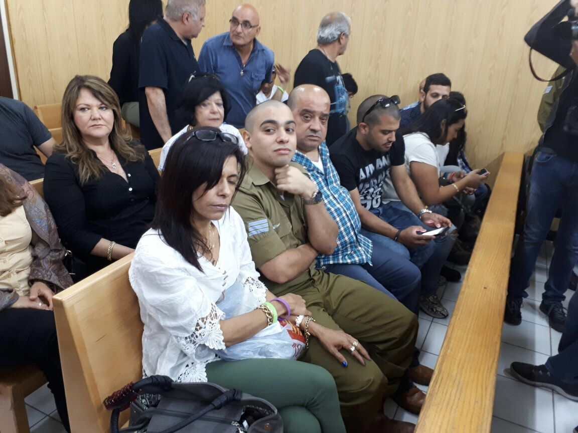 IDF chief promises 'serious' consideration of Azaria pardon request